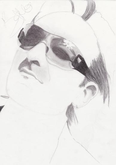 Bono par Linnea_